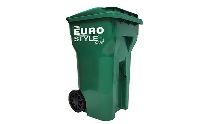 Cascade Cart Solutions Euro-Style Cart